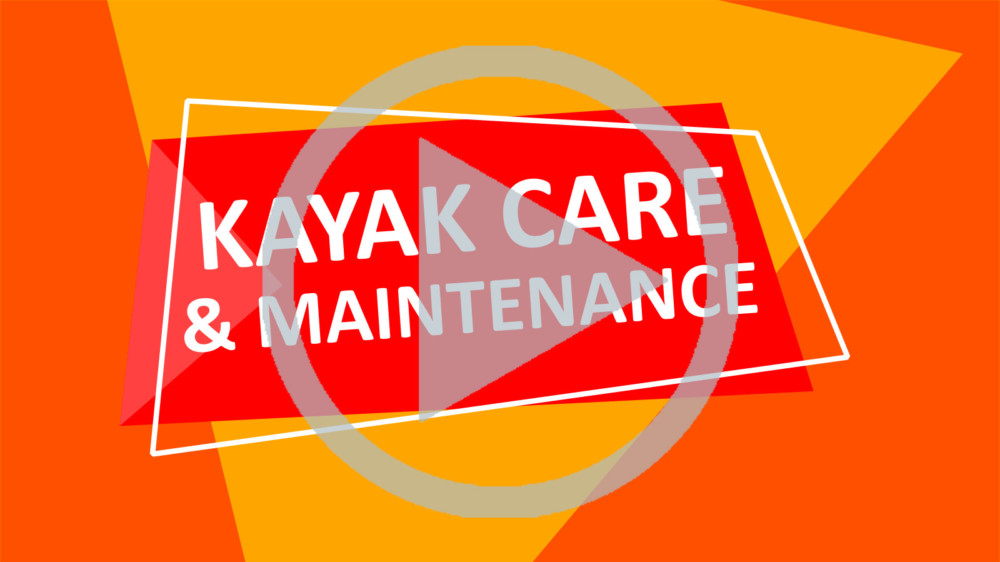 Care and maintenance of your Vagabond kayak