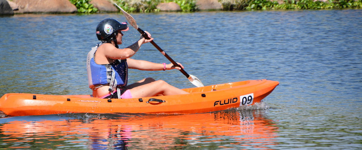 Monthly Paddling Race for everyone